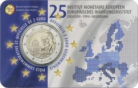 Belgien 2 Euro 2019 25 Jahre Europäische Zentralbank (wall.)