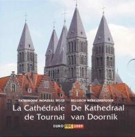 Belgien Euro-KMS 2009 Kathedrale von Tournai