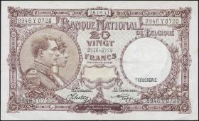 Belgien / Belgium P.111 20 Francs 1941 (2)