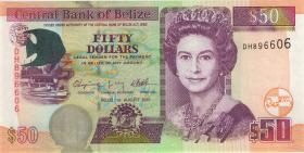 Belize P.70d 50 Dollars 2010 (1)