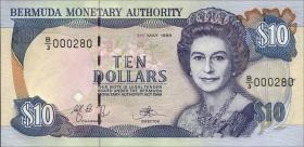 Bermuda P.42d 10 Dollars 1999 (1)