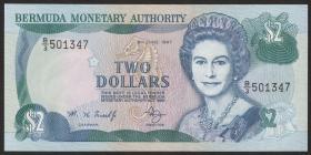 Bermuda P.40Ab 2 Dollars 1997 (1)