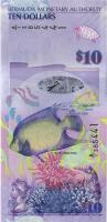 Bermuda P.59b 10 Dollars 2009 (2019) (1)
