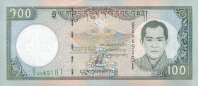 Bhutan P.25 100 Ngultrum (2000) (1)