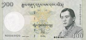 Bhutan P.32a 100 Ngultrum 2006 (1)