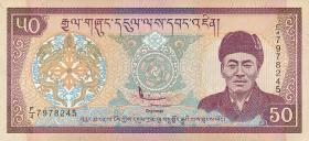 Bhutan P.24 50 Ngultrum (2000) (1)