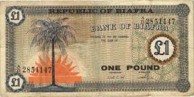 Biafra P.02 1 Pound (1967) (4)