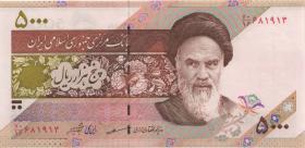 Iran P.145e 5.000 Rials (ab 1993) (1)