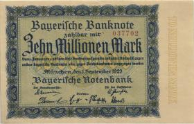 R-BAY 16: 10 Mio. Mark 1923  (2)