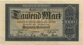 R-BAY 05c: 1000 Mark 1922 (3)