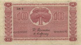 Finnland / Finland P.085 10 Markkaa 1945 (1948) (3)