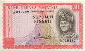Malaysia P.15A 10 Ringgit (1976-81) (1)