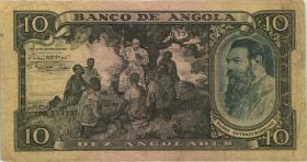 Angola P.078 10 Angolares 1946 (3)