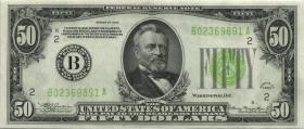 USA / United States P.432D 50 Dollars 1934 (1)