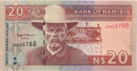 Namibia P.05 20 Dollars (1996) (2)