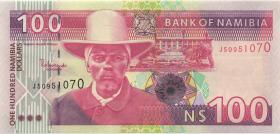 Namibia P.09A 100 Dollars (2003) (1)