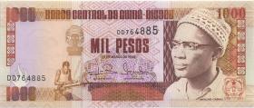 Guinea-Bissau P.13b 1000 Pesos 1993 (1)