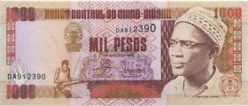 Guinea-Bissau P.13a 1000 Pesos 1990 (1)