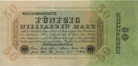R.116d: 50 Mrd. Mark 1923 Privatdruck (1)