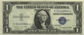 USA / United States P.416NM 1 Dollar 1935 G (1-)