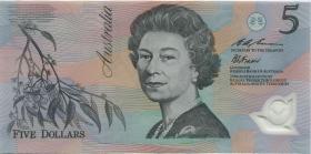 Australien / Australia P.51a 5 Dollars (19)94 Polymer (1)