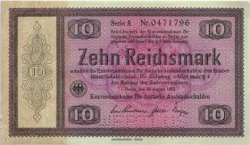 R.701E2: Konversionskasse 10 Reichsmark 1933 (1)