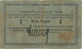 R.911: Deutsch-Ostafrika 1 Rupie 1915 A (4)