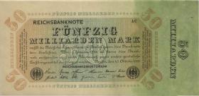 R.116c: 50 Mrd. Mark 1923 AC (1/1-)