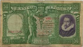 Angola P.084 50 Angolares 1951 (4)
