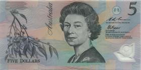 Australien / Australia P.50c 5 Dollars (19)93 EA 93 Polymer (1)