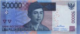 Indonesien / Indonesia P.152b 50.000 Rupien 2011 (1)