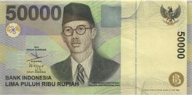 Indonesien / Indonesia P.139b 50.000 Rupien 1999/2000 (1)