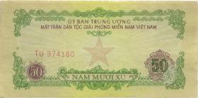 Südvietnam / Viet Nam South P.R3 50 Xu (1963) (3-)