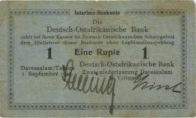 R.911: Deutsch-Ostafrika 1 Rupie 1915 A (3)