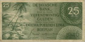 Ndl. Indien / Netherlands Indies P.091 25 Gulden 1946 (3)