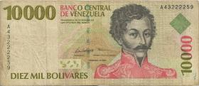 Venezuela P.081 10.000 Bolivares 1998 (4)