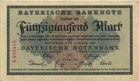 R-BAY 8: 50.000 Mark 1925 (1/1-)