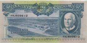 Angola P.093 50 Escudos 1962 (2)