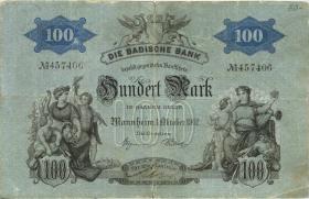 R-BAD 04: 100 Mark 1902 (4+)