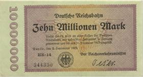 RVM-4 Reichsbahn Berlin 10 Milliarden Mark 1923 (1)