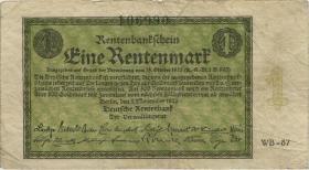 R.154b 1 Rentenmark 1923 Firmendruck (4)