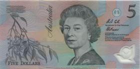 Australien / Australia P.50a 5 Dollars (1992) AA 00 Polymer (1)