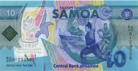 Samoa P.neu 10 Tala (2019) Polymer (1)