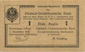R.925f: Deutsch-Ostafrika 1 Rupie 1915 K (1)