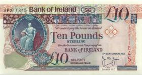 Nordirland / Northern Ireland P.075c 10 Pounds 2000 (1)