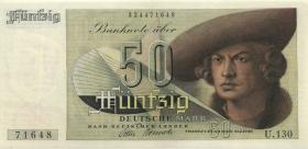 R.254 50 DM 1948 (3+)