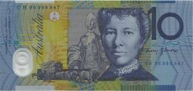 Australien / Australia P.52b 10 Dollars (19)96 Polymer (1)