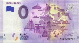 0 Euro Souvenir Schein Insel Rügen (1)
