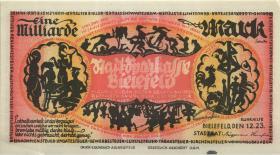 Bielefeld 1 Milliarde Mark 1923 (1-)