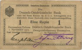 R.916j: 1 Rupie 1915 R 4-stellig (2)
